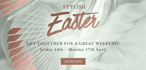 Stylish Easter at The Fox - Book now